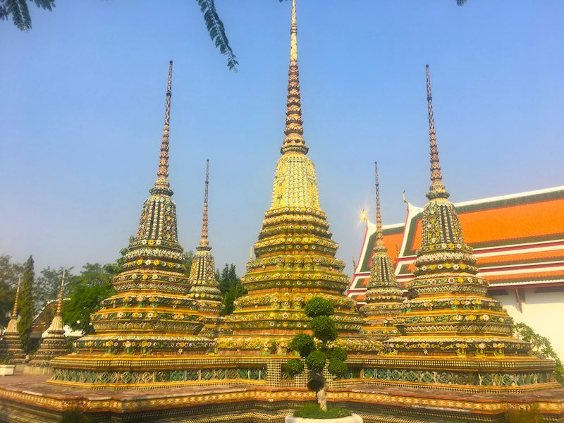 Grand Palace complex in Bangkok should be on any Thailand itinerary 10 days  I 10 Days Thailand Itinerary I Thailand Itinerary 10 Days I Best Things to do in Thailand in 10 days I Best Things to See in Thailand in 10 days I