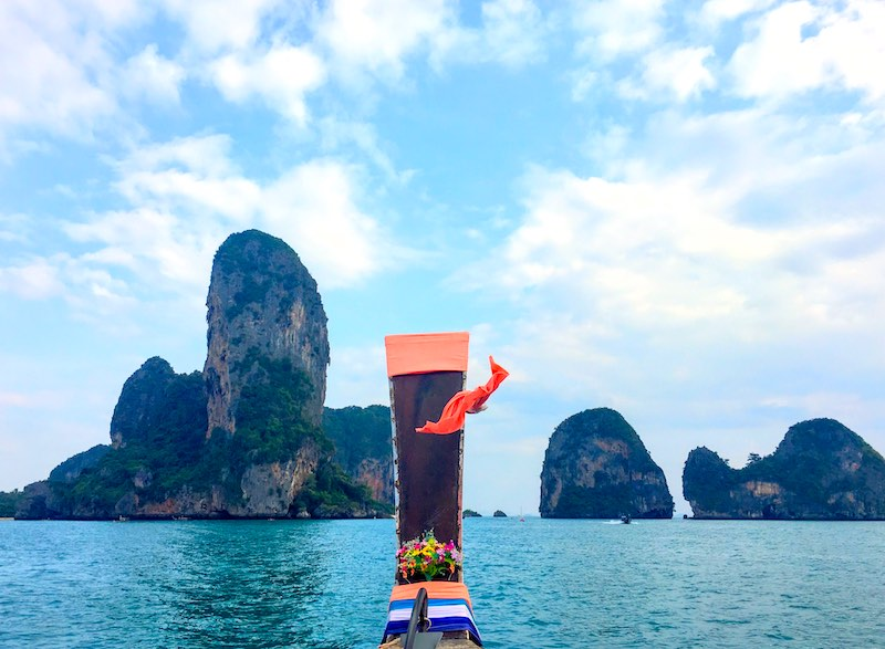 Andaman sea and Krabi coast should be on any Thailand itinerary for 10 days