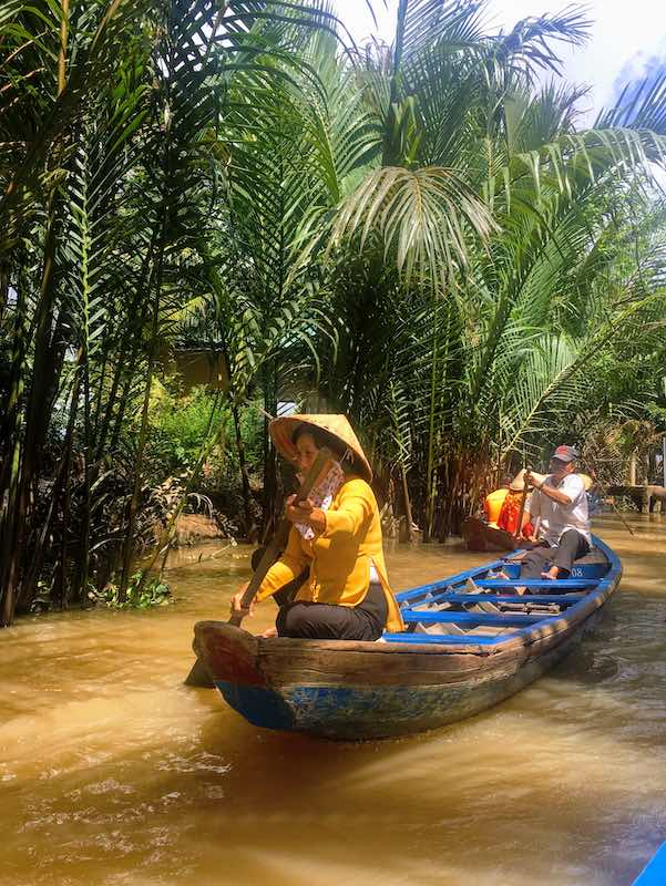 Mekong Delta should be on any 10 day Vietnam itinerary