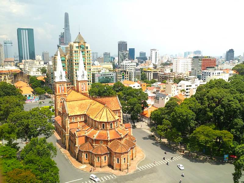 Saigon should be on any Vietnam itinerary