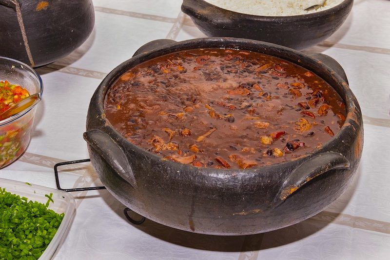 Brazilian Feijoada is one of the most famous foods around the world