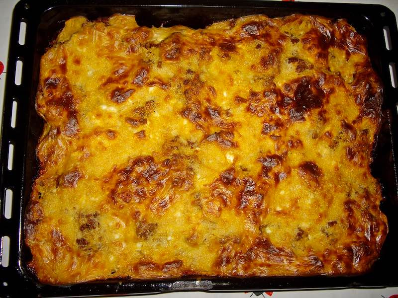 Moussaka is one of the top famous foods in the world as it is prepared in the Middle East, Arab countries, the Balkans and the Levent region