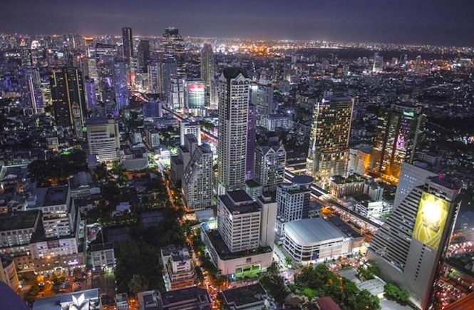 Enjoying Bangkok nightlife is one of the top things to do in Bangkok