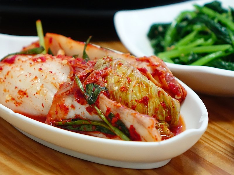 Kimchi is the national dish of South Korea and one of the most famous foods around the world