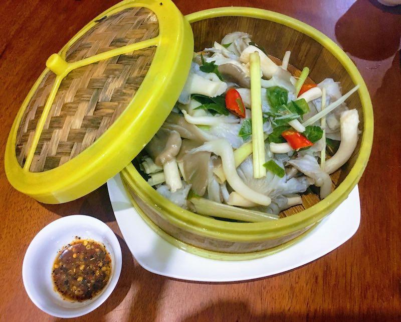Rau xao dish is among the best Vietnamese food in Vietnam