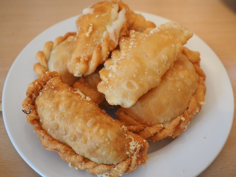 Banh goi fried dumplings are some of the best Vietnamese food in Vietnam I Food in Vietnam I Traditional Vietnamese Food I Famous Vietnamese Food I Most Popular Food in Vietnam I National Food of Vietnam I Popular Vietnamese Dishes I Food at Vietnam I Vietnam Foods I Vietnam Food I Vietnamese Cuisine