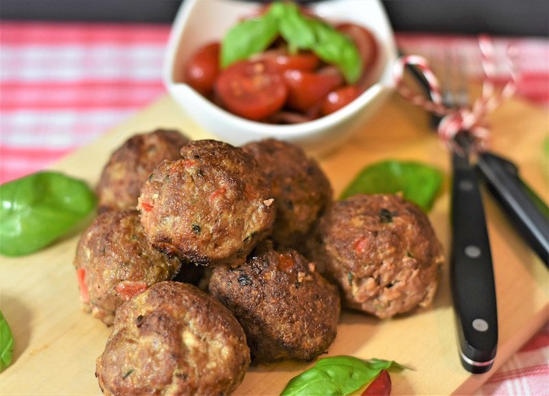 Polpette are popular foods in Italy