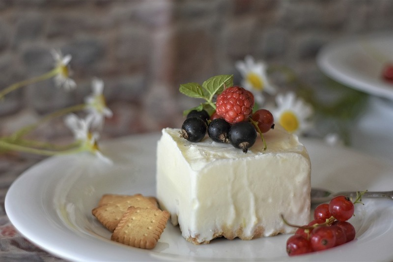 Semifreddo is a top traditional dessert in Italy