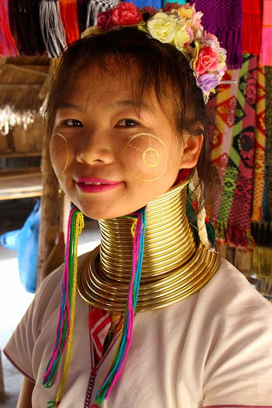 Learnig about hill tribes in Thailand is one of  the top Thailand things to do
