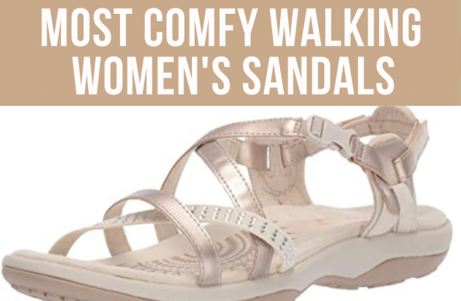 Comfort womens sandals