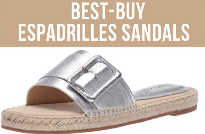 Best womens espadrille sandals