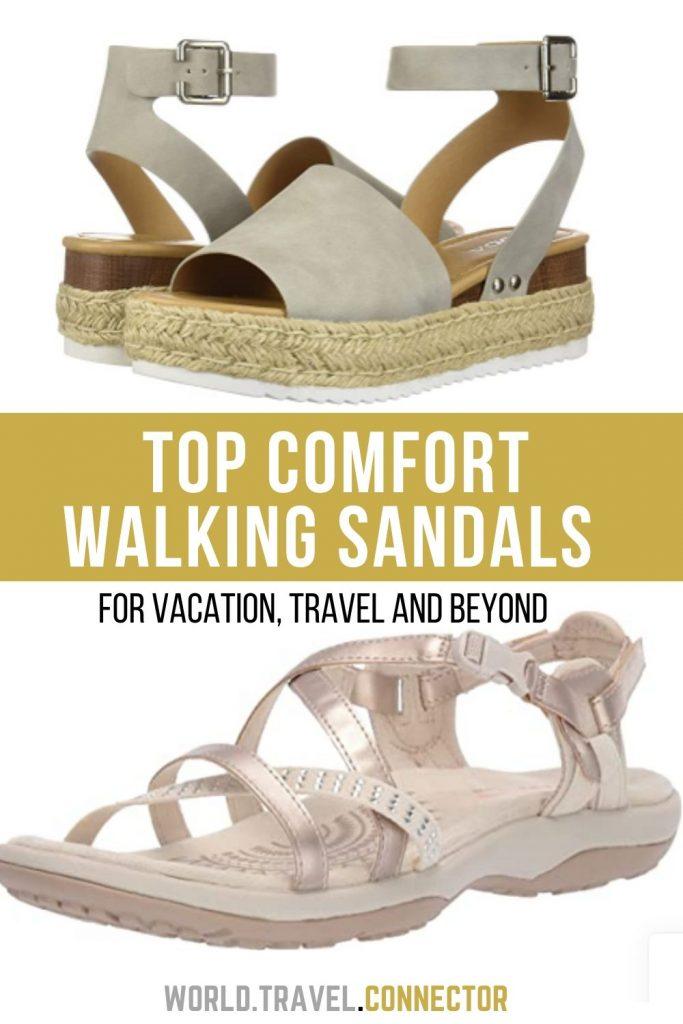 Top comfort womens sandals