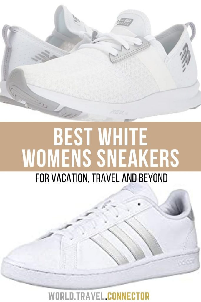 Best womens white sneakers