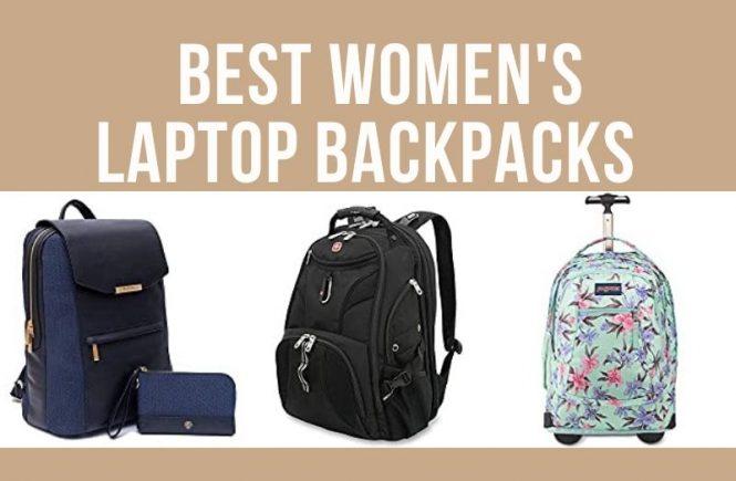 List of the best women laptop backpacks