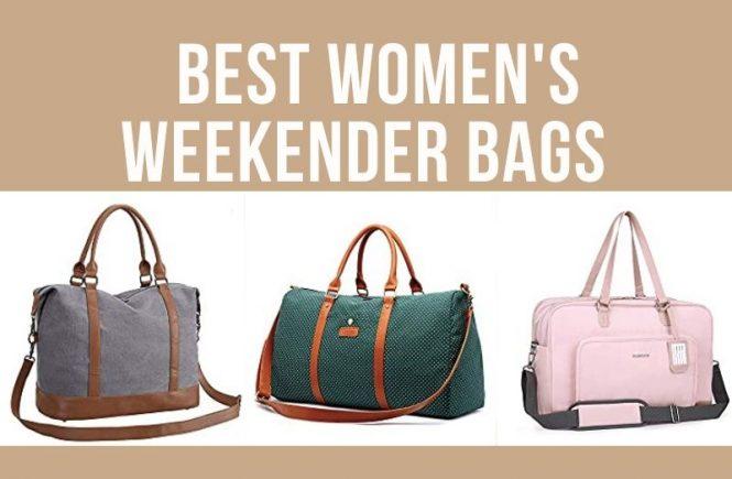 Best women weekender bags