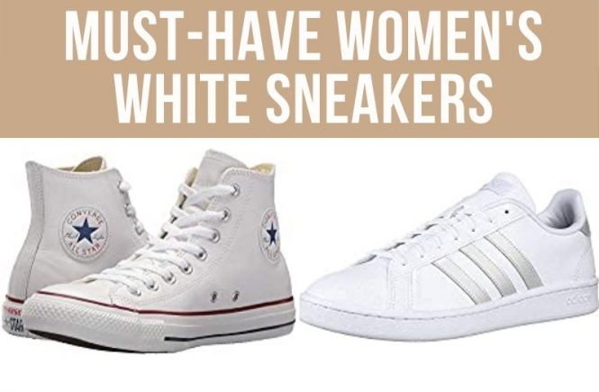 Best women's white sneakers