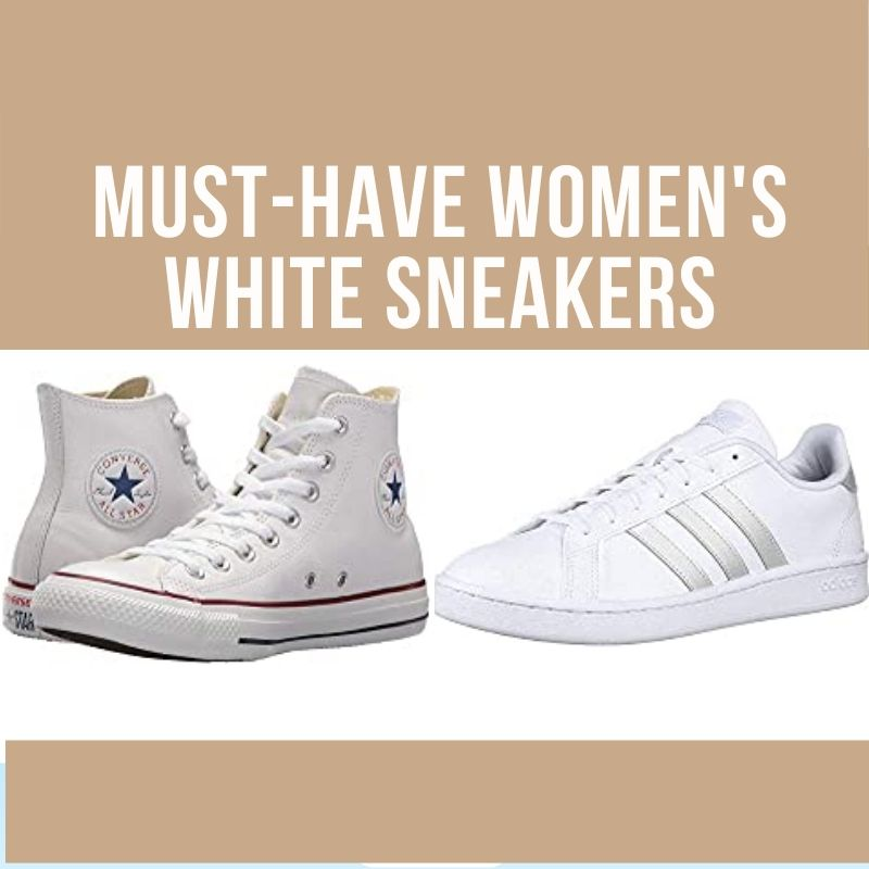 Top Womens White Sneakers: Best White