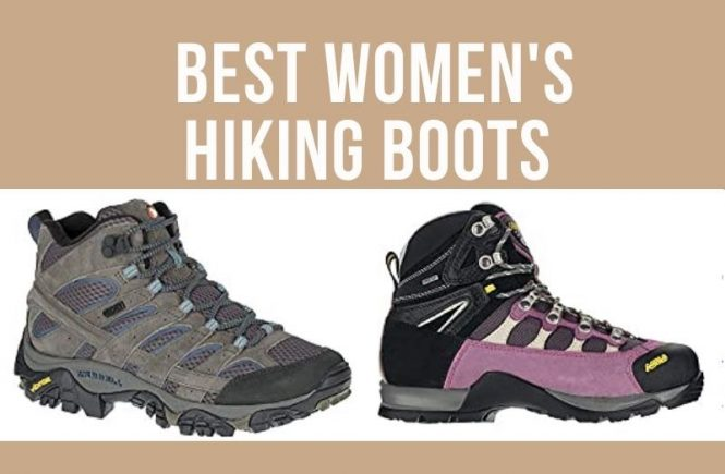 Top hiking boots for women
