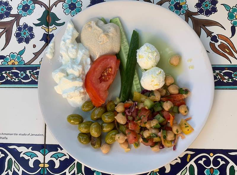 Israeli breakfast is a famous meal in the world