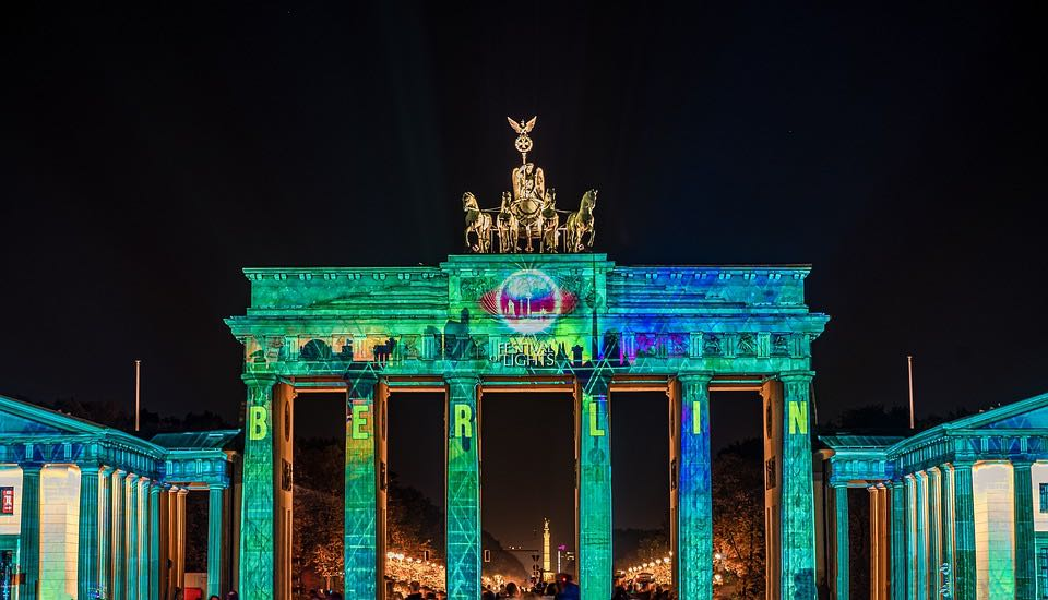 Berlin is one of the best places to spend Christmas in Europe