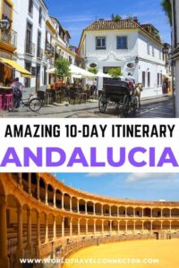 Best 10 Day Southern Spain Road Trip Itinerary