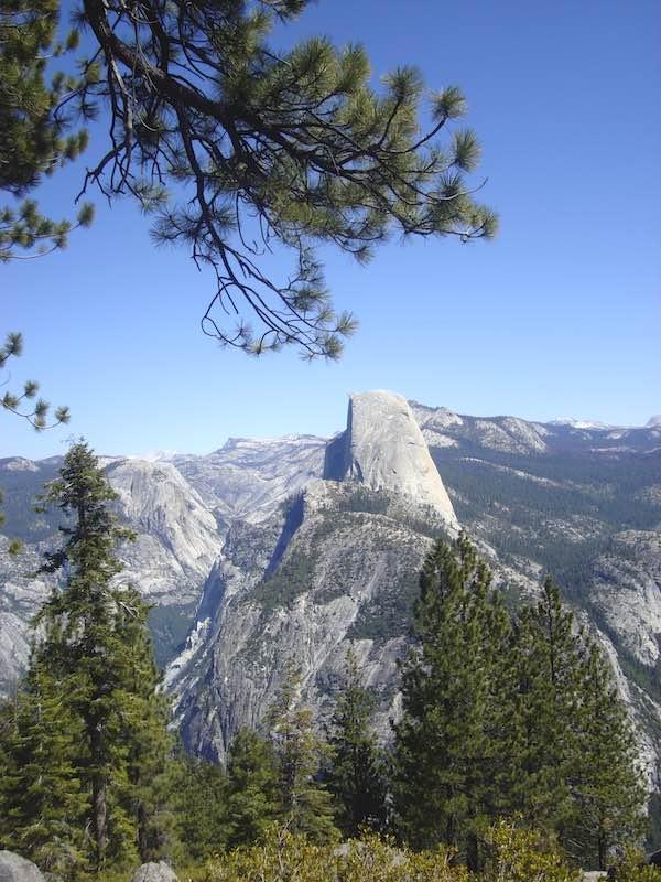 Viisting Yosemite from San Francisco