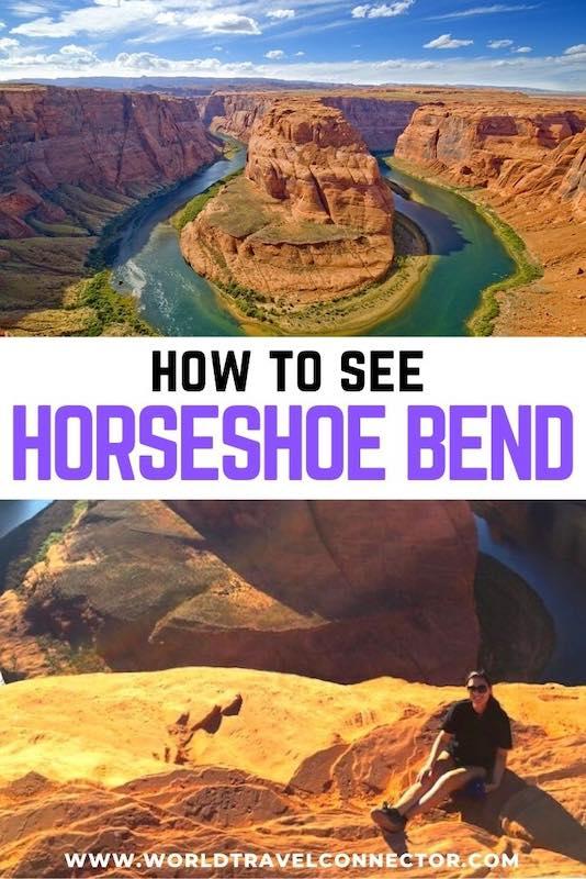 How to hike Horseshoe Bend in Arizona