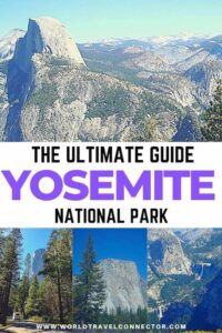 Guide to visiting Yosemite from San Francisco
