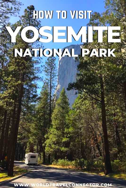 Read how to visit Yosemite from San Francisco