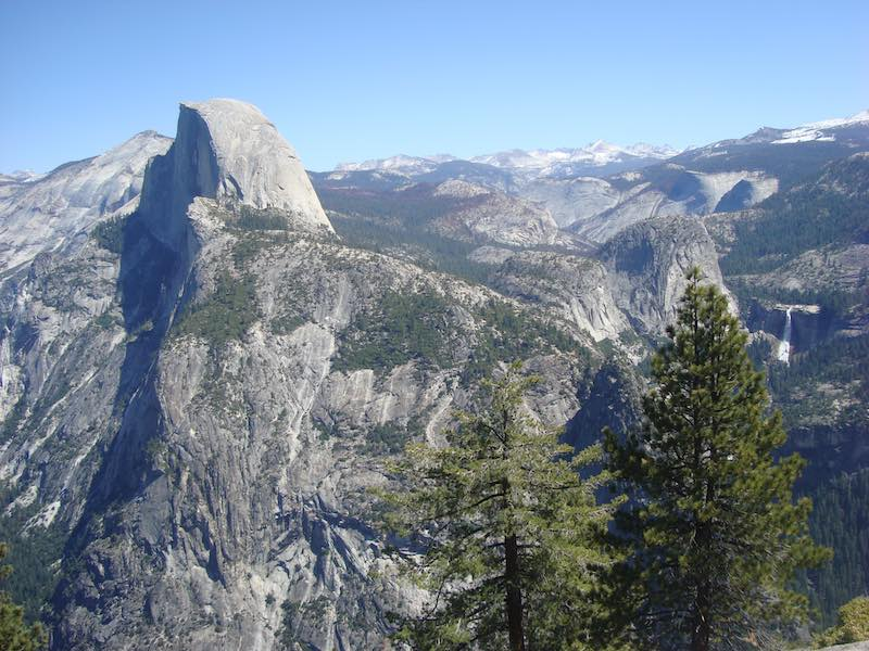Visiting Yosemite from San Francisco