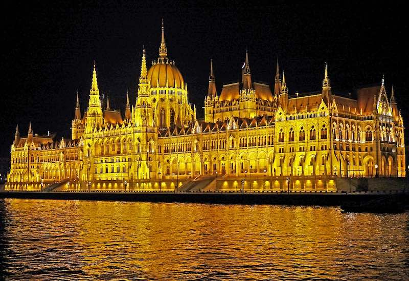 Budapest is one of the best places to spend Christmas in Europe