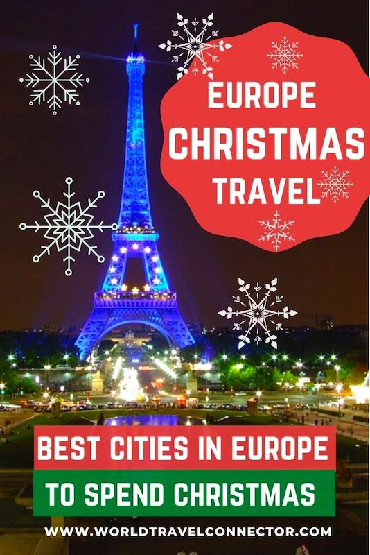 Guide to the best Christmas destinations in Europe