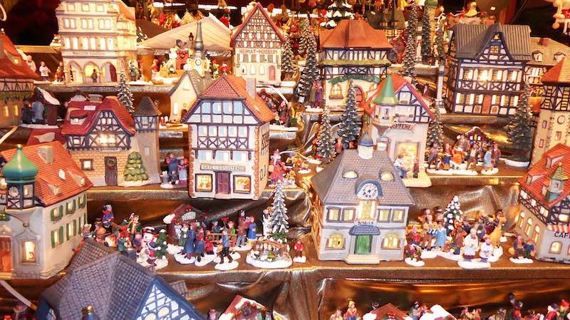 Best Christmas in Europe Christmas figures