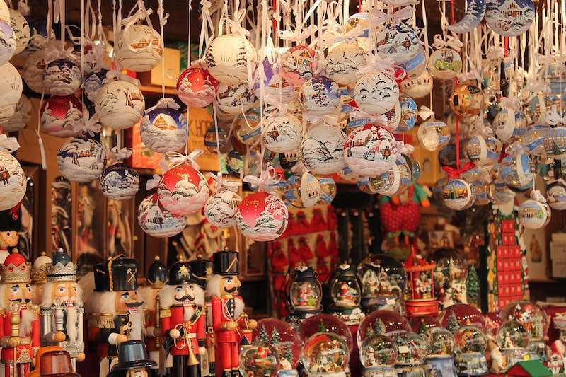 Best Christmas in Europe Christmas souvenirs