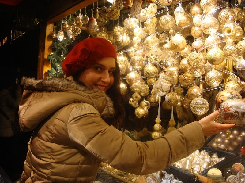 Vienna Christmas market is one of the best Christmas markets in Europe
