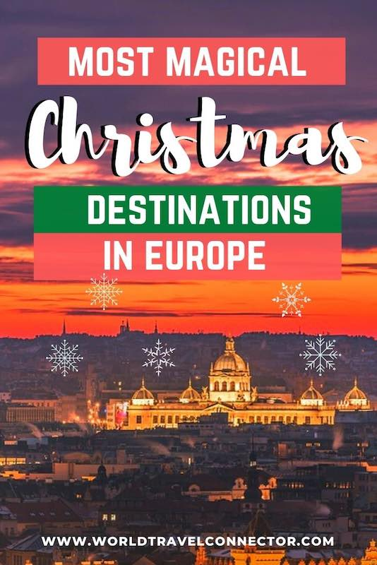 Most magical Christmas destinations in Europe