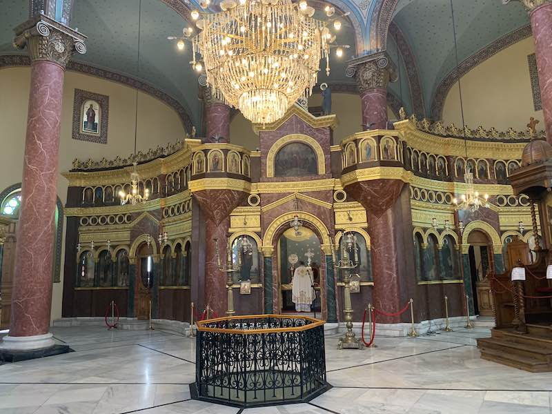 Touring Coptic Cairo is one of the best things to do in Egypt