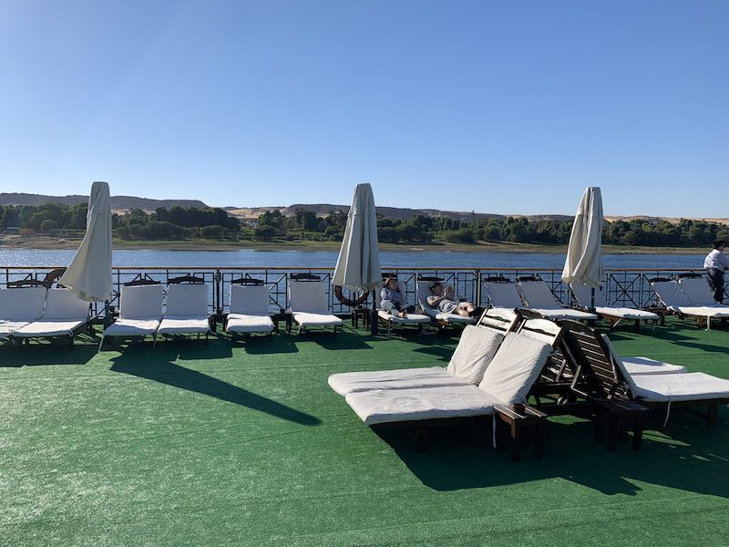 Cruising the Nile River is one of the top things to do in Egypt