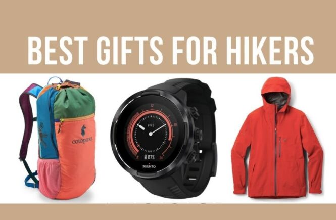 Guide to Best hiking gifts to hikers