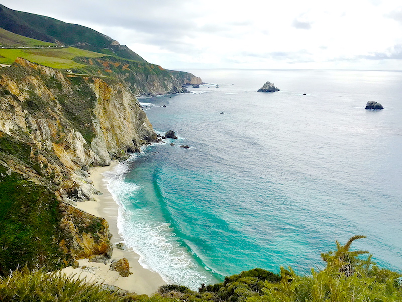 Big Sur Coast in California