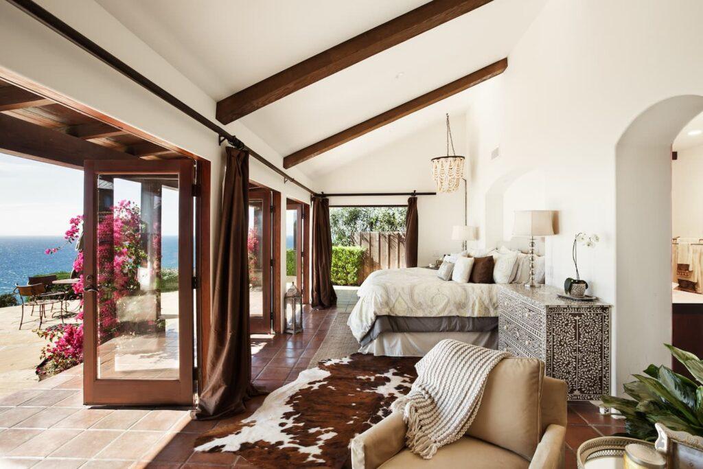 Hacienda Oceanfront is the Best Luxury Santa Barbara Airbnb