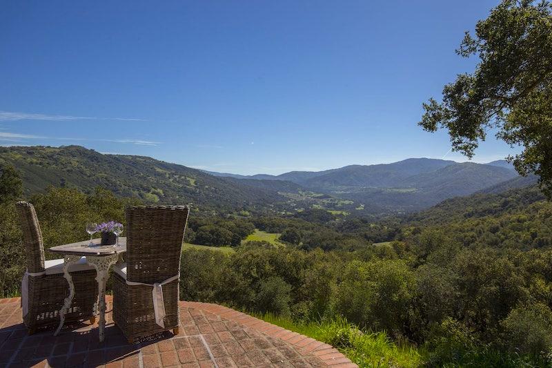 Carmel Valley Vineyard Hideaway is the best Big Sur airbnb in Carmel Valley