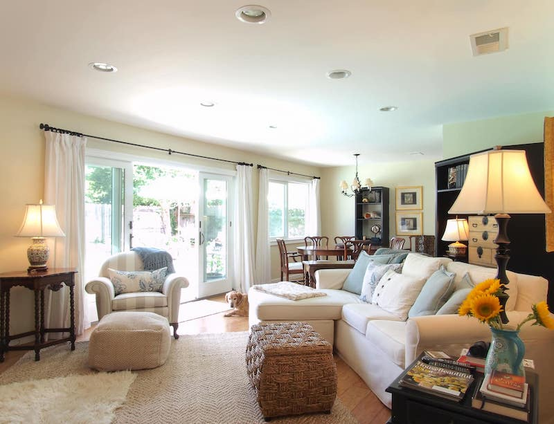 Poolside Retreat is the best airbnb in Santa Barbara with pool