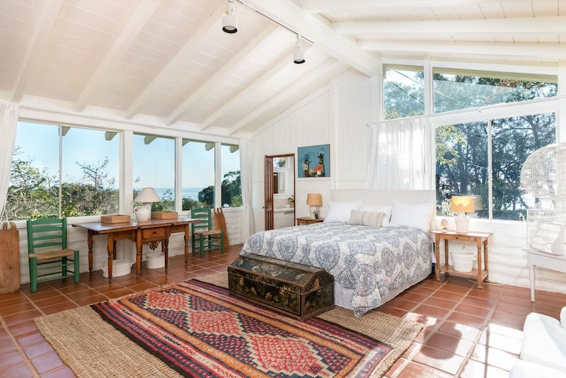 Rancho Mesa Escondida Adobe House airbnb near Santa Barbara