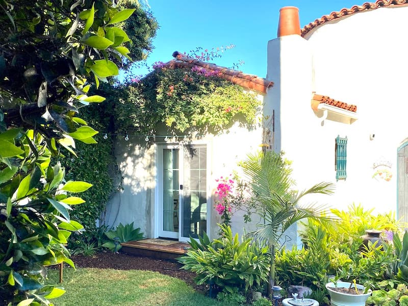 Charming casita from 1926 is the most pet-friendly airbnb in Santa Barbara