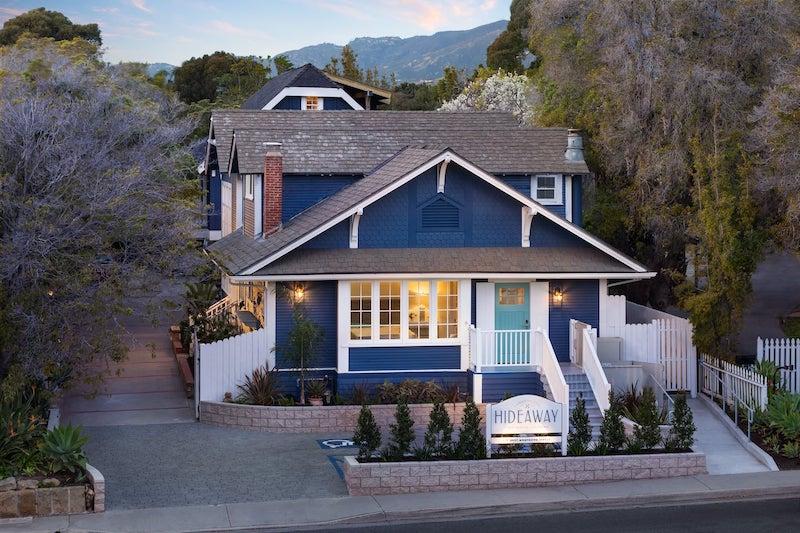 Hideaway is the best airbnb boutique hotel in Santa Barbara
