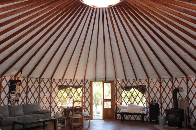 Santa Barbara Yurt Rental