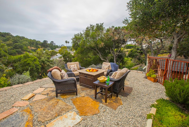 Santa Barbara hilltop retreat