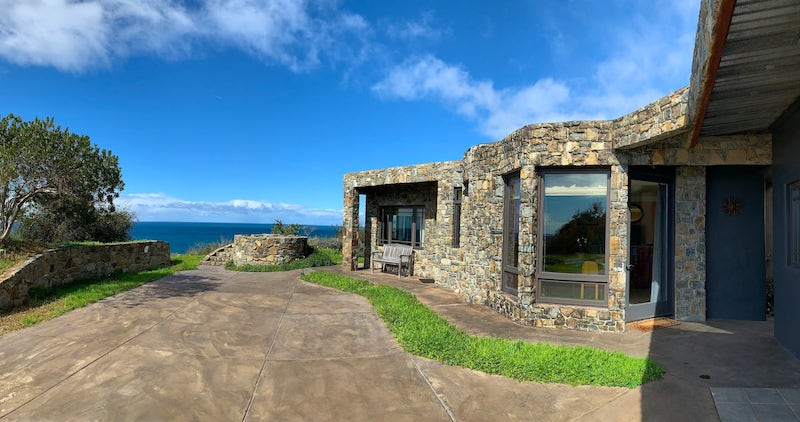 Stone House Airbnb in Big Sur