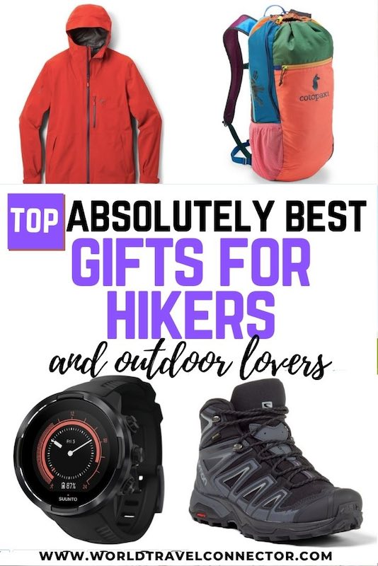 Best hiking gifts for hikers and outdoor lovers